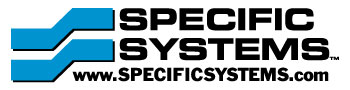 Specific Systems logo