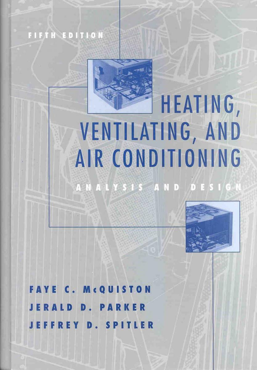 Books | Building & Environmental Thermal Systems